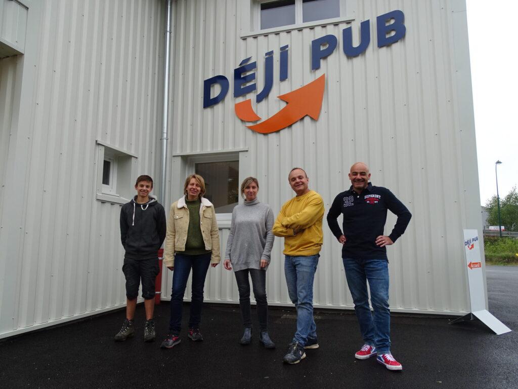 L'entreprise DJ Pub à Montréal la Cluse
